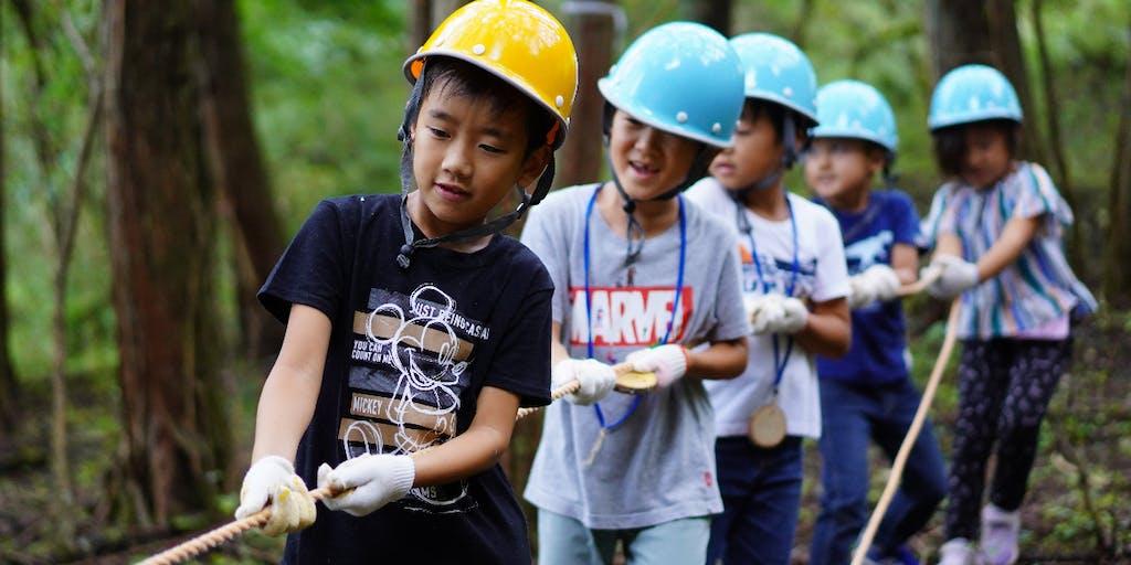 森と人とをつなぐ。東京から90分の森で、子どもたちに自然のなりたちや大切さを伝える事業をプロデュースしてみませんか?