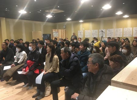4000人の町で、100人が集まる講演会〔SOMA座談会〕