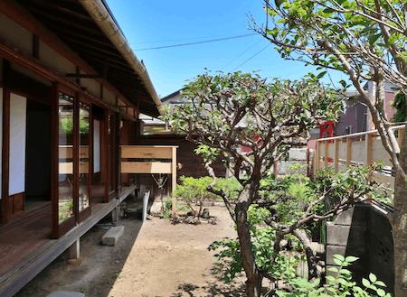 鎌倉は一歩路地を入ると面白い物件に出会えるまちです