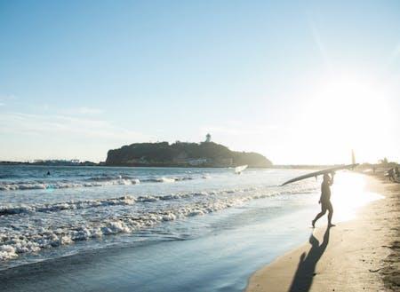 海まで歩いて15分の好立地。