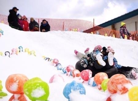 冬に大人が集まって有志団体として、「雪遊び」というイベントを開催! 子どもたちの笑顔と外で遊ぶ面白さを伝えるためにやってます♪ 子どもも大人もみんなが楽しめるものを!