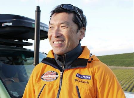 一般社団法人ユナイテッドグリーン代表山田周生さん