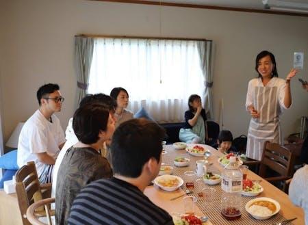 南伊豆拠点で開催された家守の森さんによるイベント