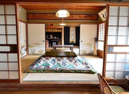 さとやま民泊宿泊施設 奈良柳生邸