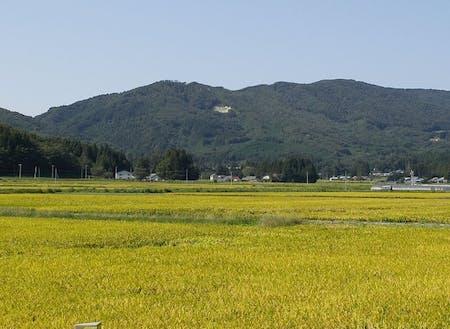 飯舘村の秋の風景!