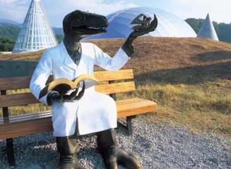 恐竜王国かつやま