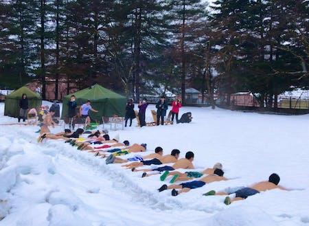 豪雪地域の冬の楽しみ方