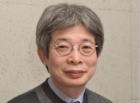 劇作家 平田オリザさん(撮影:青木司)