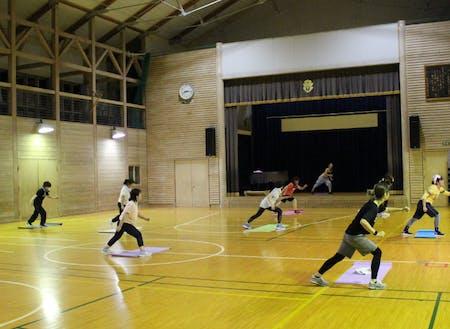 スポーツ教室