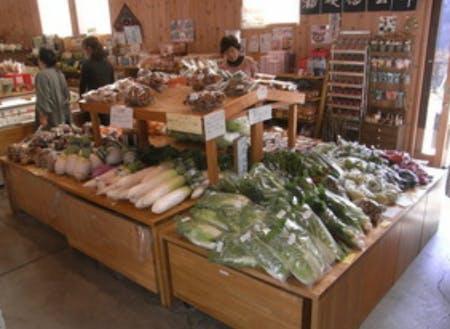 生産者の顔がわかる野菜たちは愛しいです!