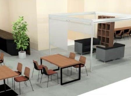 吉野川市コワーキング・シェアオフィスのイメージ