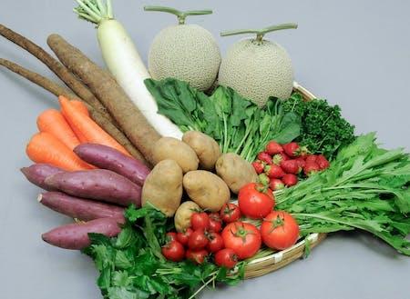 鉾田市の野菜