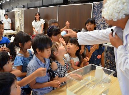 子ども向けのワークショップで「ものづくり」への好奇心を育む