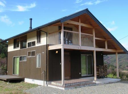 「田舎暮らしモデルハウス」里山でいなか暮らし体験