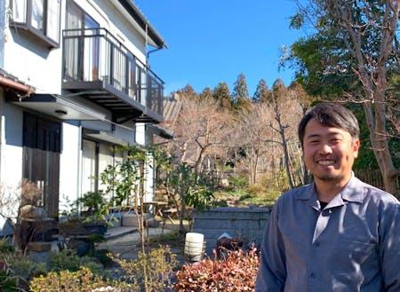 地域おこし協力隊の塚田慎さん。夫婦で移住しました。3月に卒業予定で、移住コンシェルジュとして起業します。ツカシンと呼んでください!