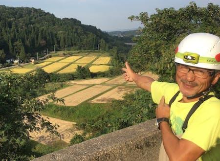 里山で取り組む無農薬で作る田んぼ郡