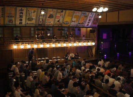 第0回演劇祭では、近畿最古の芝居小屋「永楽館」も会場に!