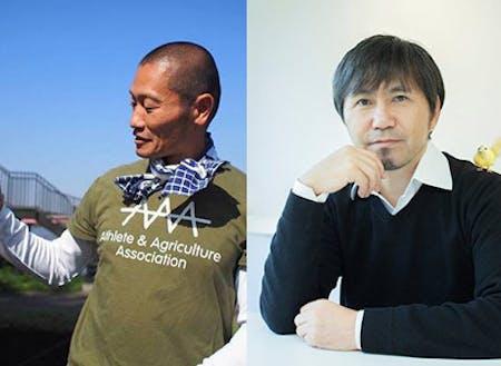 坂口淳さん(左)/徳田 祐司さん(右)