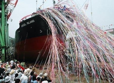 今治市の主要産業は「海事産業」 半農半造船などという働き方も