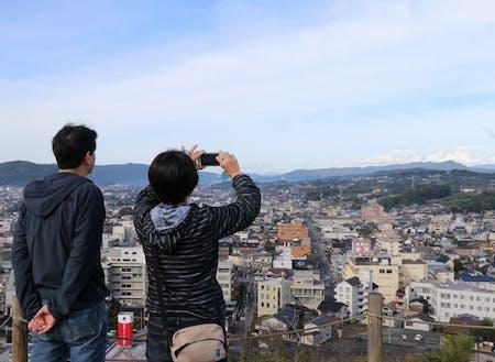 津山の町並みをご堪能いただけます。