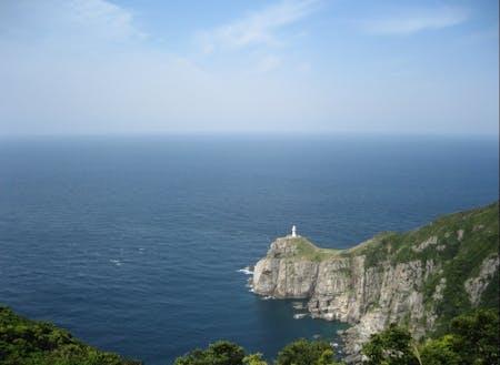 五島市を代表する景勝地である大瀬崎が玉之浦にはあります