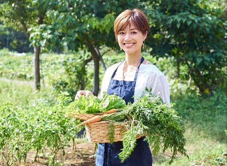 ナビゲートしてくださるファームキャニング合同会社の西村千恵さん