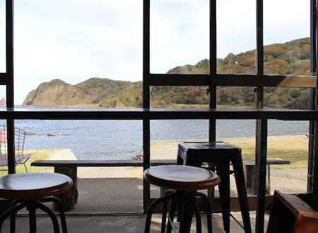 移住の先輩:カフェを経営、地元の方に愛され5年目の夏を迎えます