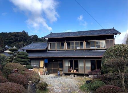 奈良柳生邸の母屋です