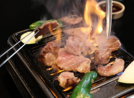 飯田市は人口1万人あたりの焼肉店の数が日本一