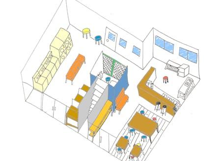 UMIの店舗イメージ