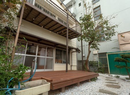Tipy records house(外観の様子)