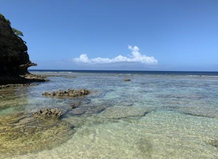 沖永良部島(鹿児島県・知名町) 鹿児島市から南へ552kmに浮かぶ隆起サンゴ礁の島。