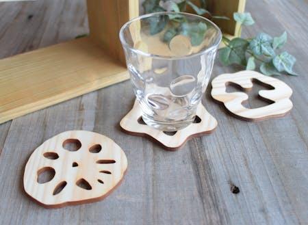 YES工房で製作している木製品
