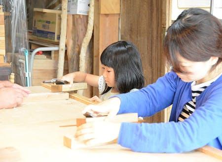 【マイ箸づくり】下川の木材をカンナで削って自分だけのお箸をつくる