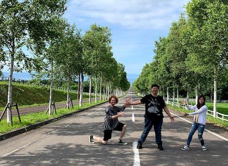 地元民と交流しながら、北海道を全身で体感できる研修です!