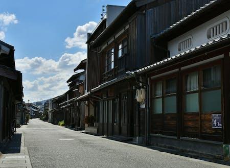 #梅ちゃんちがある「浜崎地区」