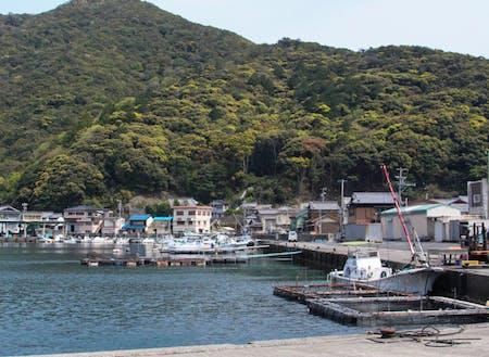 海も山も近い自然豊かな南伊勢町。
