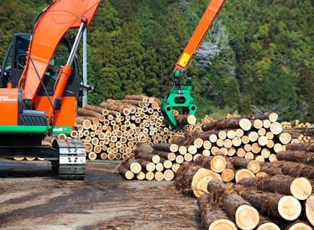 100年かけて育てた「熊野の木」をこれからも大切にしていきたい。