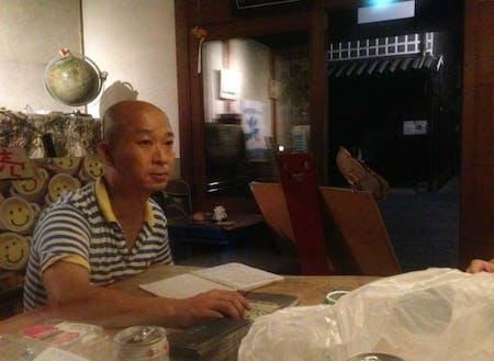 広島県呉から、中村さんをお迎えしてお届けします。