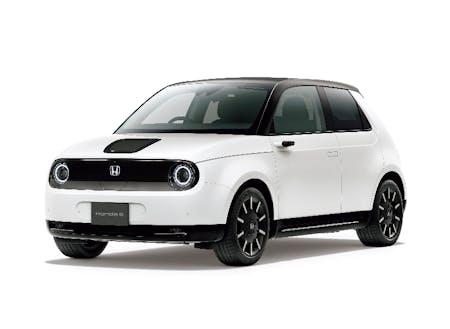 10月30日発売 新型電気自動車「Honda e」