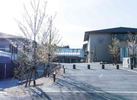 福島県広野町にある福島県立ふたば未来学園中学校・高等学校