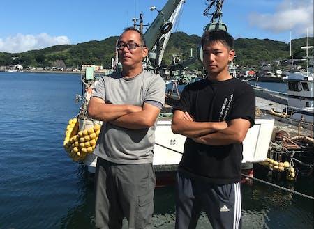あなたの「漁師」というキャリアへの船出を、私たちがサポートします!