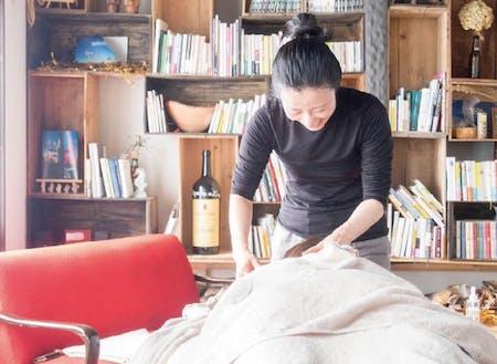 #埼玉出身・単身移住 #アロマや漢方の知識を生かし   た予防医療の分野での事業