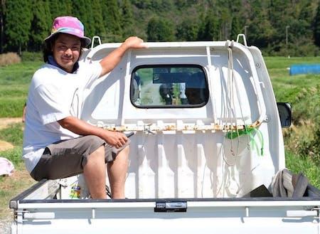 一緒に旅する、ONE SLASH代表の清水広行さん