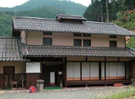 上垣守国記念館