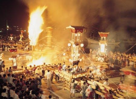 能登のあばれ祭り