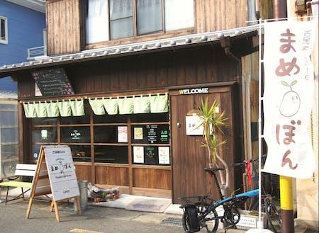 地域おこし協力隊を卒業した夫婦で始めた古民家cafe