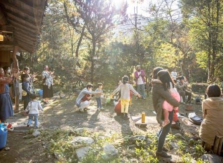 コミュニティスペース「つくばねっこ村」