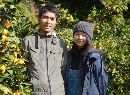 東京からの移住者夫婦