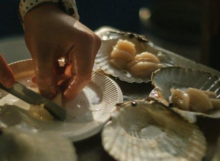 海産物もたまらなく美味しいです。